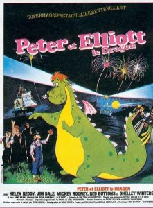disney peter pete dragon elliott affiche poster