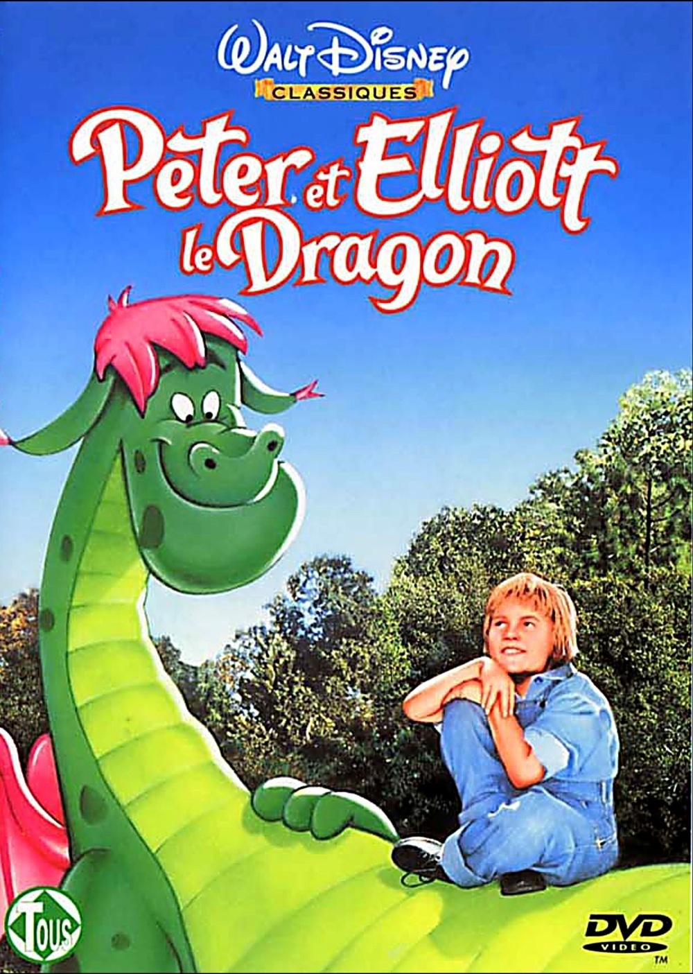 disney peter pete dragon elliott affiche posterdisney peter pete dragon elliott affiche poster
