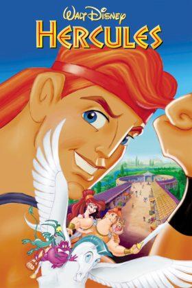 Affiche Hercule Disney Poster