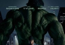 marvel studios affiche incredible hulk poster