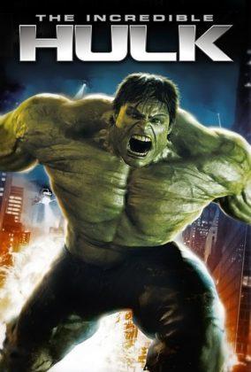 Affiche Poster Incroyable Hulk Incredible Disney Marvel