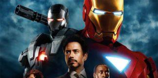 Affiche Poster Iron Man 2 Disney Marvel