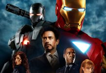 marvel studios affiche iron man 2 poster