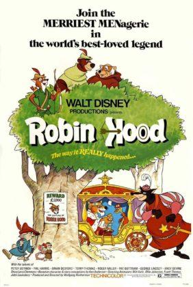 Affiche Robin des bois Disney Poster Hood