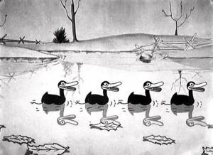 affiche silly symphony autumn affiche silly symphony pays etoile Walt Disney Animation poster