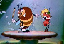 affiche silly symphony cabaret nuit Walt Disney Animation poster