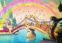 affiche silly symphony jazz Walt Disney Animation poster