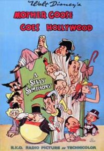 affiche silly symphony mother hollywood Walt Disney Animation poster