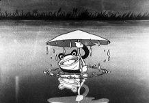 affiche silly symphony nuit Walt Disney Animation poster