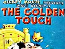 affiche silly symphony roi midas Walt Disney Animation poster