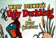 affiche silly symphony vilain canard 1939 Walt Disney Animation poster