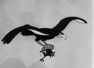 affiche silly symphony woody goguenarde Walt Disney Animation poster