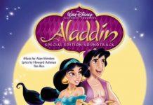 aladdin Disney bande originale soundtrack album