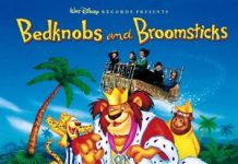 apprentie sorciere Disney bande originale soundtrack album Bedknobs and Broomsticks