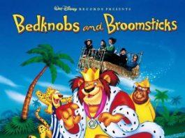 apprentie sorciere Disney bande originale soundtrack album Bedknobs and Broomsticks