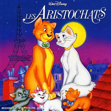 aristochats Disney bande originale soundtrack album aristocats
