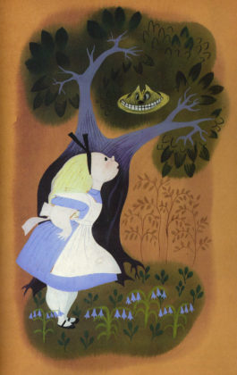 Artwork Concept art Alice au pays des merveilles Disney Wonderland