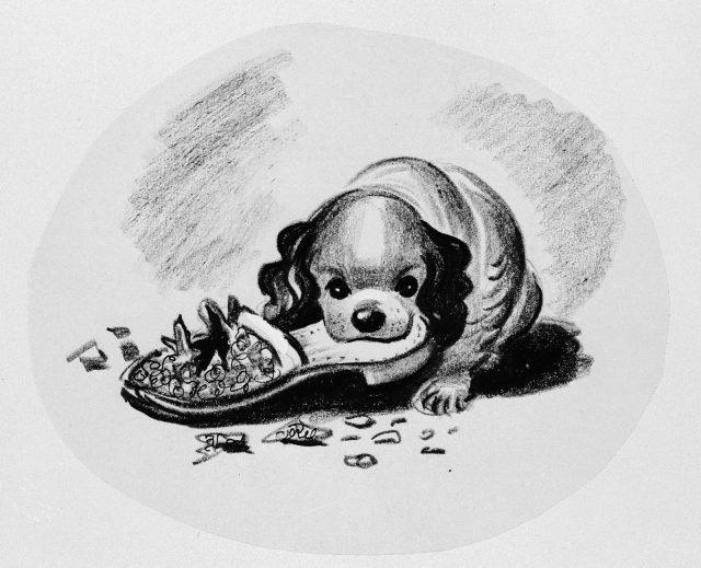 Artwork Concept art La belle et le clochard Disney Poster Lady and the tramp
