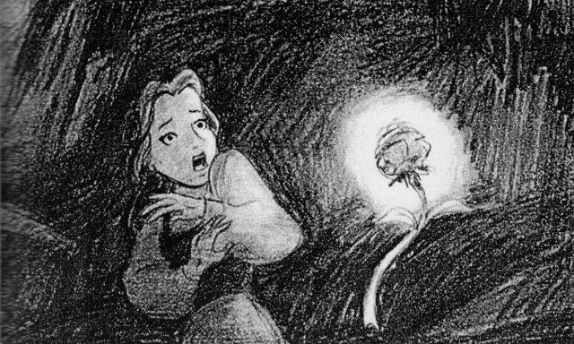 Artwork Concept Art La Belle et la Bête Disney Beauty and the Beast