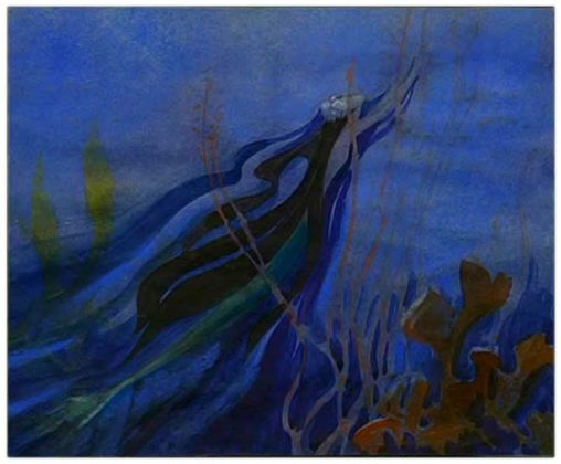 Artwork Concept art La petite sirène Disney Little mermaid