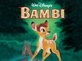 Disney bande originale soundtrack album bambi