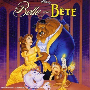 belle bête Disney bande originale soundtrack album beauty beast