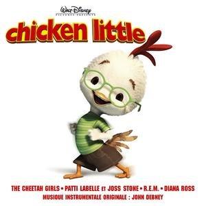 chicken little Disney bande originale soundtrack album