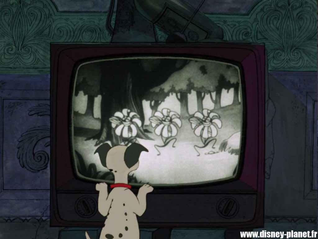 clin oeil 101 dalmatiens easter egg walt disney animation one hundred dalmatians