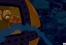 clin oeil atlantide empire perdu easter egg walt disney animation atlantis lost empire