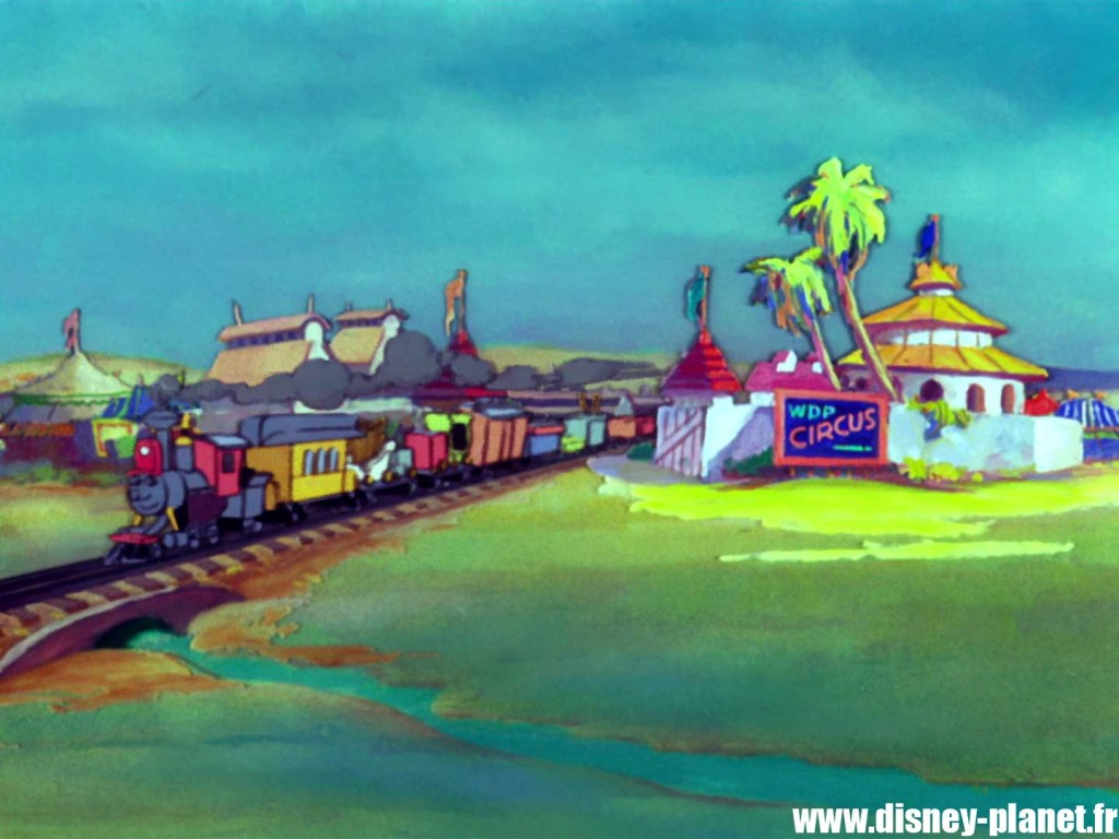 clin oeil dumbo easter egg walt disney animation