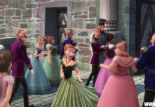 clin oeil reine neige easter egg walt disney animation frozen