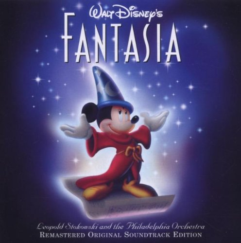 fantasia Disney bande originale soundtrack album