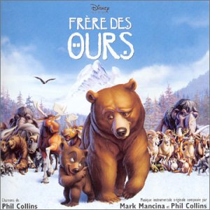 frere ours Disney bande originale soundtrack album brother bear