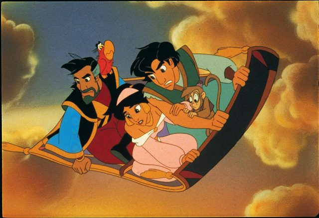 Image aladdin roi voleurs king thieves disney disneytoon
