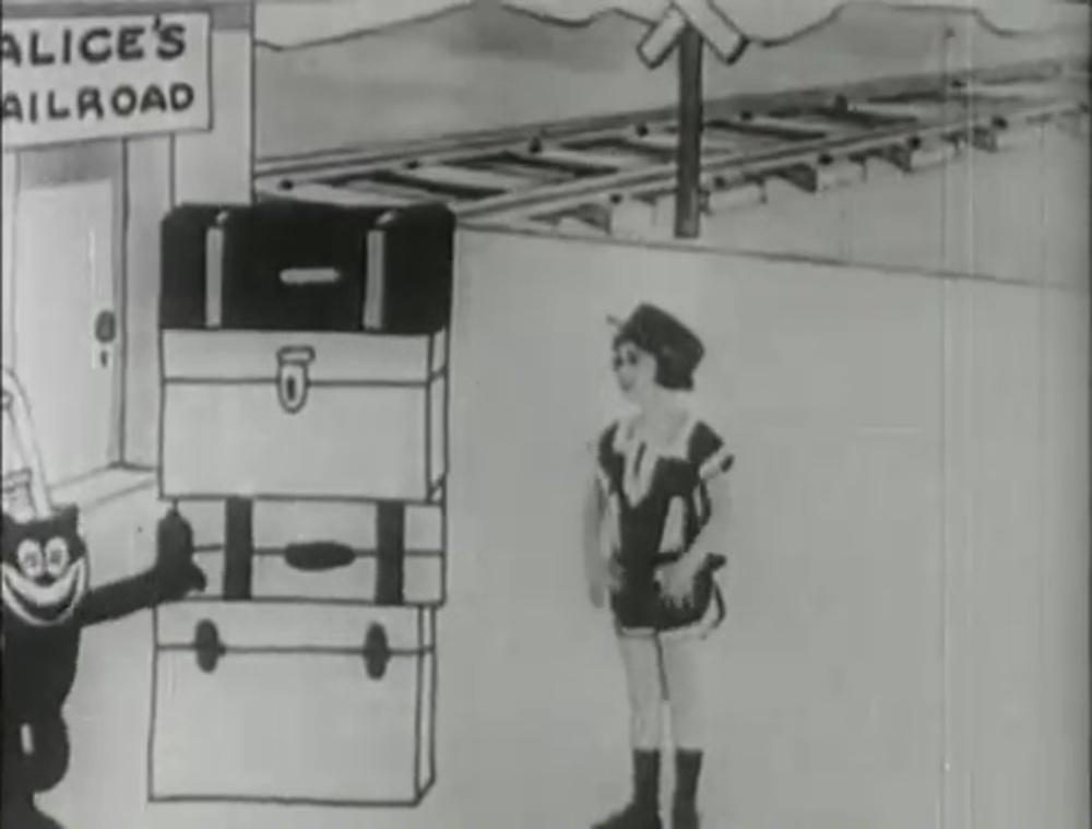 image alice tin pony disney comedies