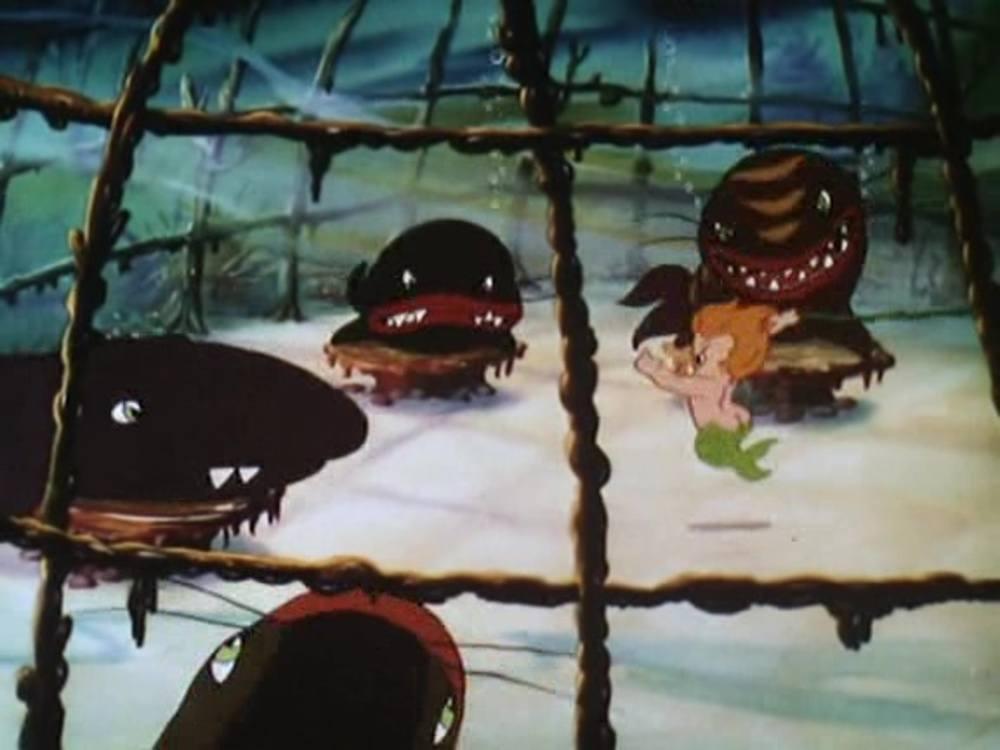 image bébés océans merbabies disney silly symphony