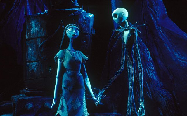 Image étrange noel monsieur jack nightmare before christmas disney touchstone