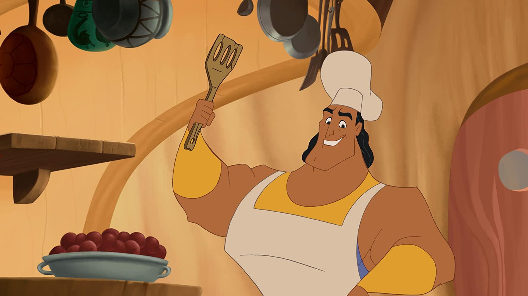 image kuzco 2 king krong new groove disney