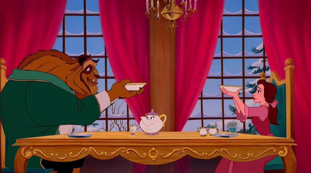 disney animation 1991 la belle et la bête beauty and the beast