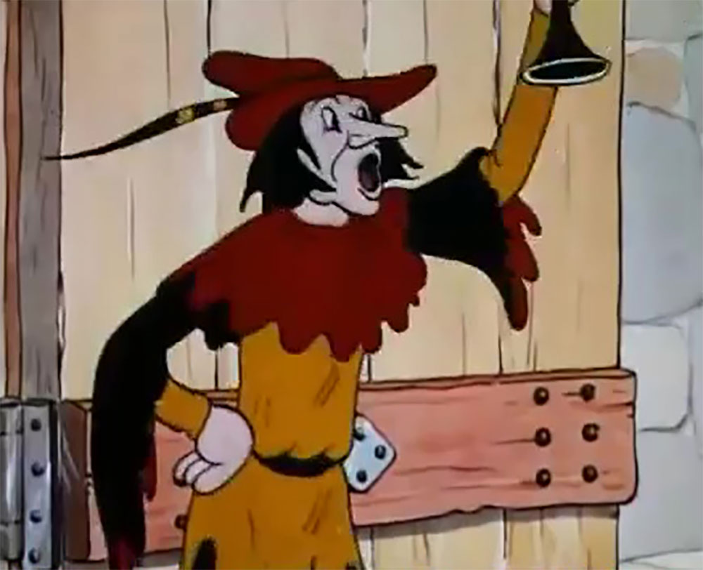 image pied piper disney silly symphony