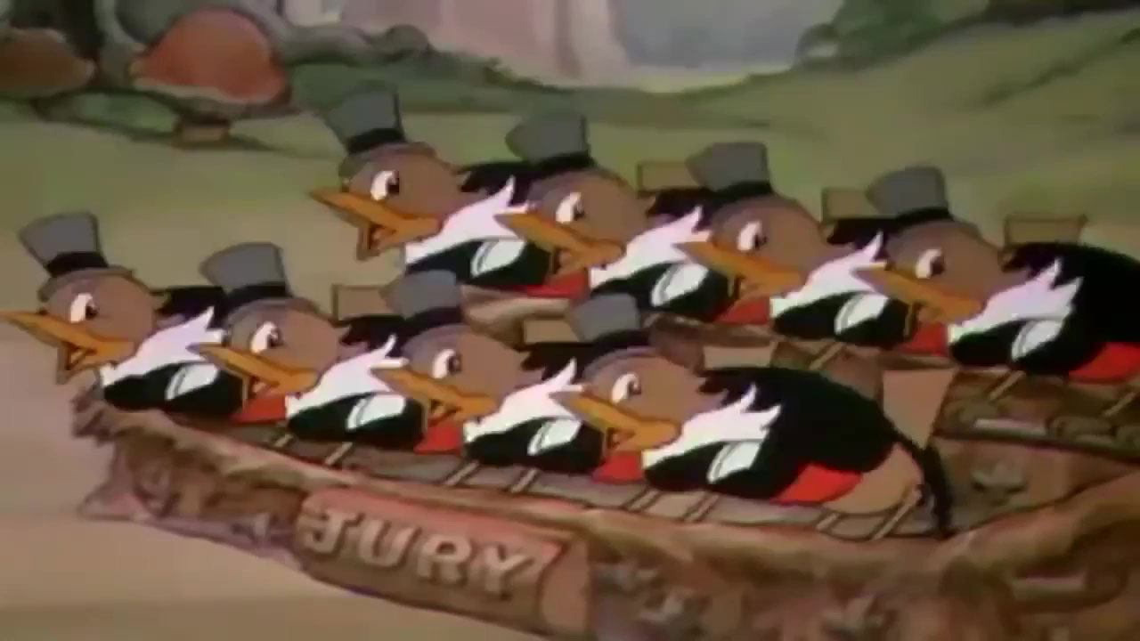 image qui tué rouge gorge who killed cock robin disney silly symphony