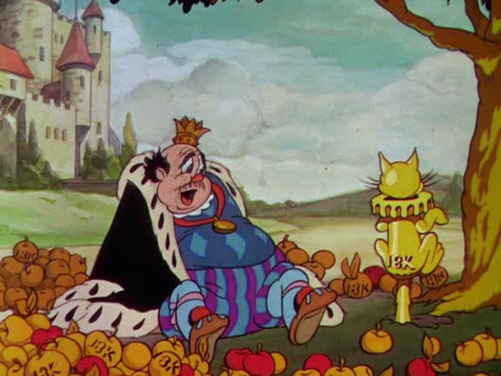 image roi midas golden touch disney silly symphony