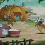image souris volante flying mouse disney silly symphony