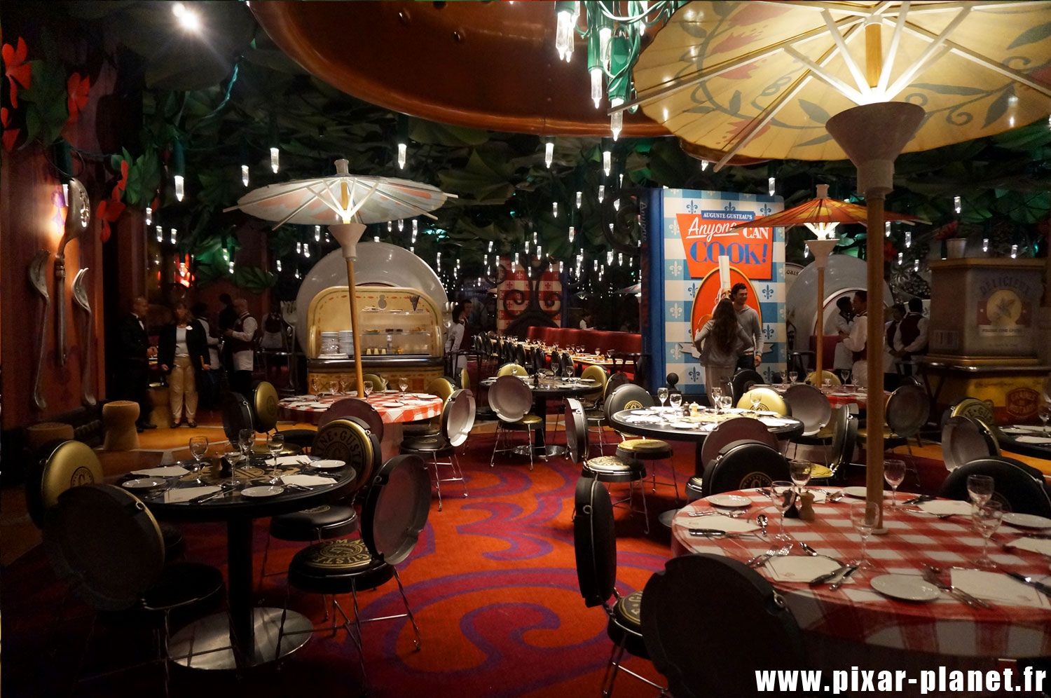 Interview From Roger Gould Designer Of The Ratatouille