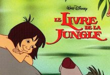 livre jungle Disney bande originale soundtrack album book