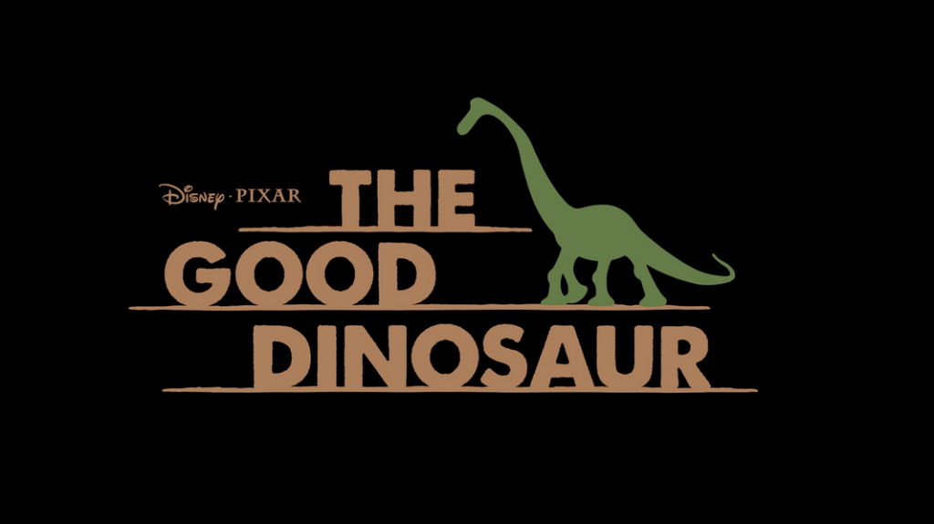 Pixar Disney logo good dinosaure