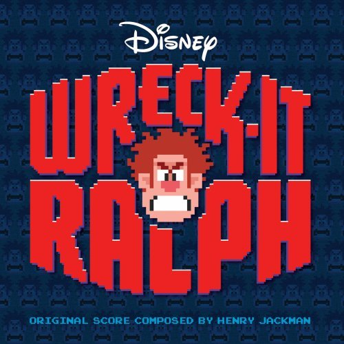 monde ralph Disney bande originale soundtrack album wreck it
