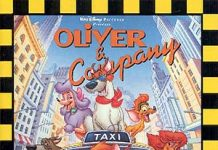 oliver compagnie Disney bande originale soundtrack album