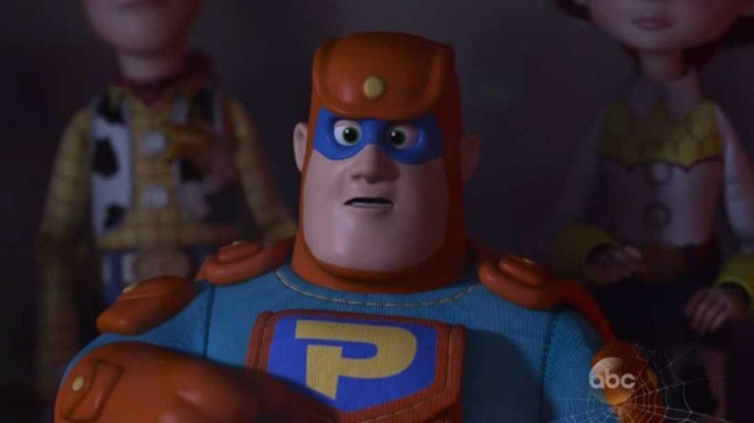 pochette disney pixar toy story angoisse motel terror