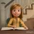 Pixar Disney Riley promotion inside out